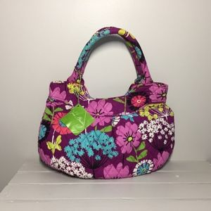 Sweet Floral/Butterfly Hand Bag